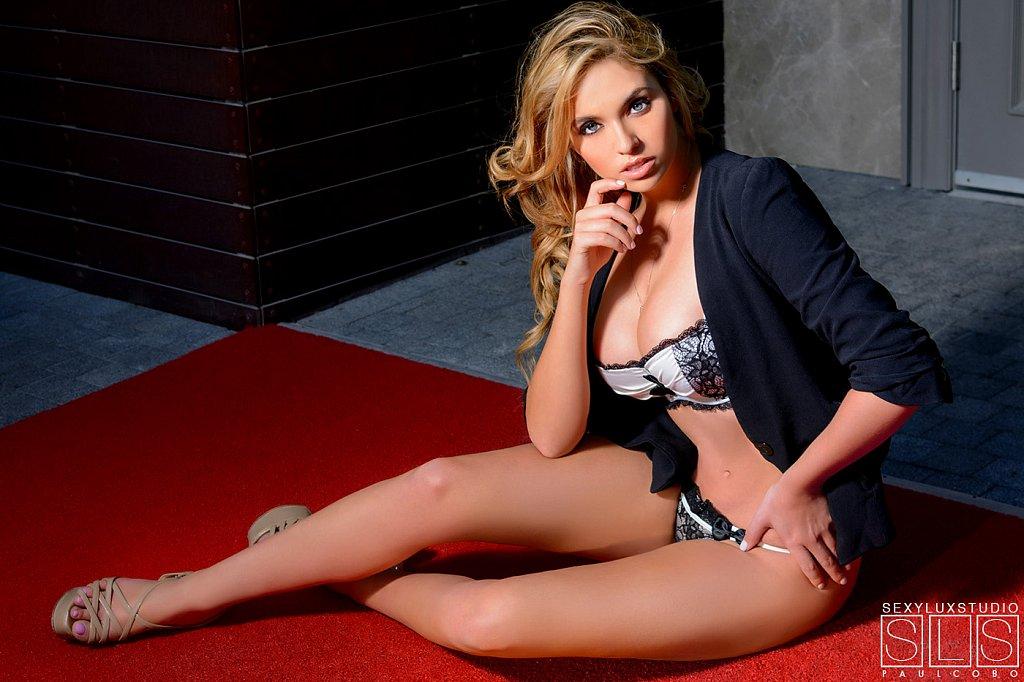 Elegant luxury lingerie shoot